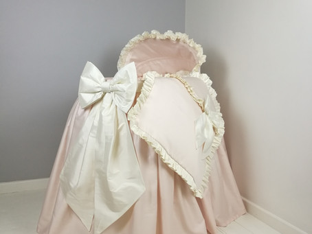 Bows and ruffles