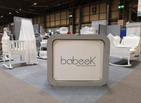 Bespoke for Babeek - The Baby Show NEC Birmingham