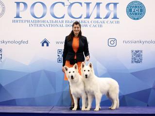 Интернациональная выставка Россия 2017
