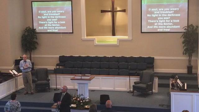 Jesus Pray's for a United Church John 17: 20-26