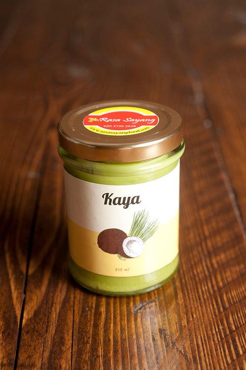 Kaya (Coconut Jam)