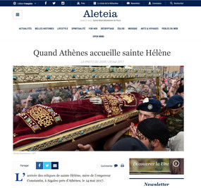 Aleteia. 24 May 2017.
