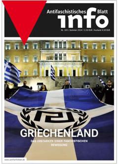Antifaschistiches Infoblatt. No.103, Summer 2014.