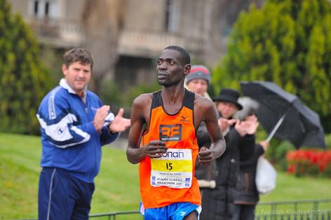Athens Marathon 2011
