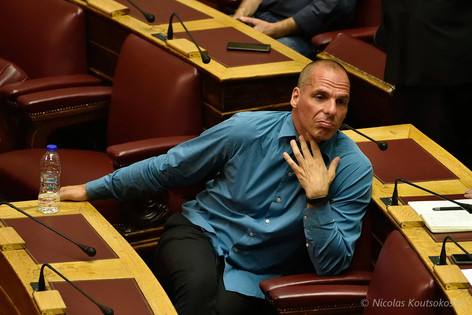 Greek Parliament votes new bailout conditions
