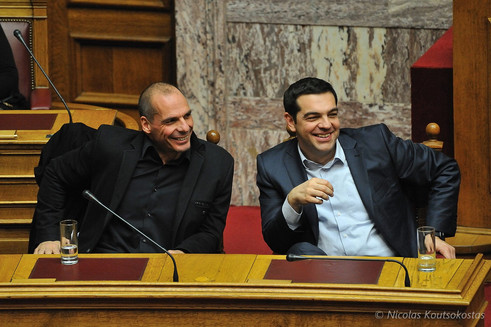 Greek Parliament votes for President of the Hellenic Republic