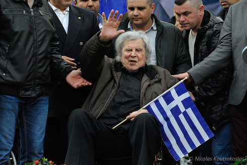 Greeks rally in Athens over Macedonia name dispute