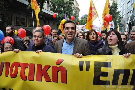 General strike in Greece against austerity measures