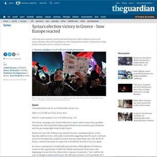 The Guardian. 26 January 2015.