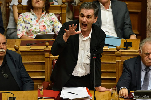 Greek Parliament approves third bailout agreement