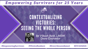 Contextualizing Victories: Seeing the Whole Person