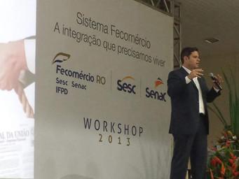 Workshop do Sistema Fecomércio de Rondônia