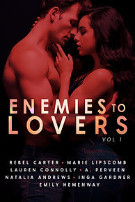 Enemies to Lovers Anthology cover