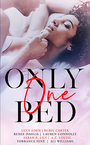 Only One Bed Anthology cover