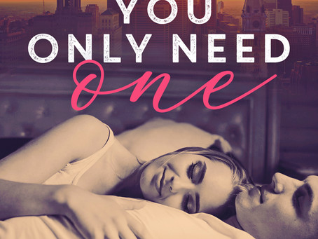 You Only Need One Cover Reveal!
