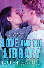 Love and the Library cover