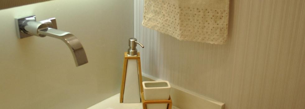 Lavabo - Cobertura Recreio