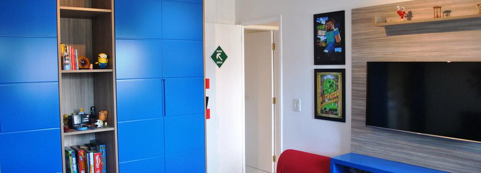 Quarto Filho - Apartamento Botafogo