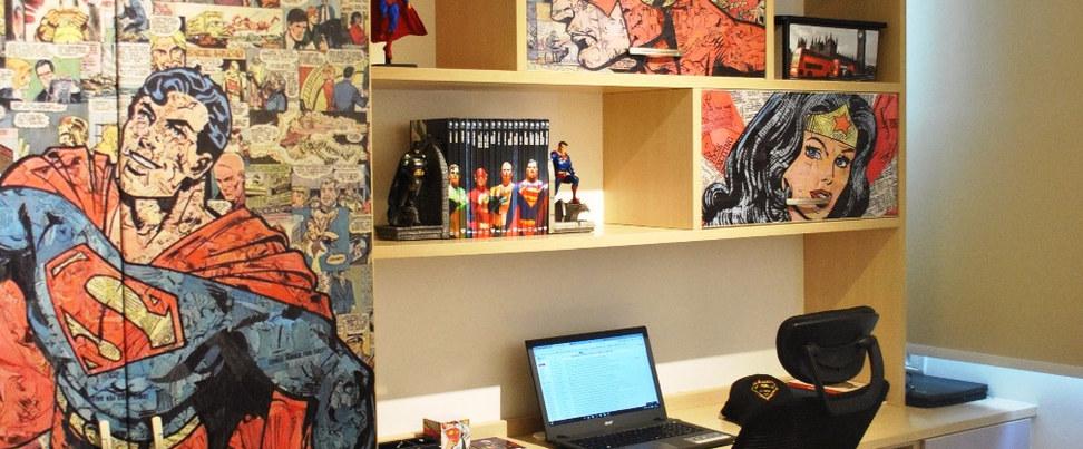 Home Office - Apartamento Botafogo