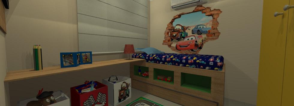 Quarto Filho - Apartamento Freguesia