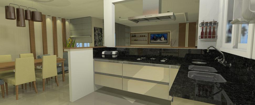 Cozinha - Freguesia