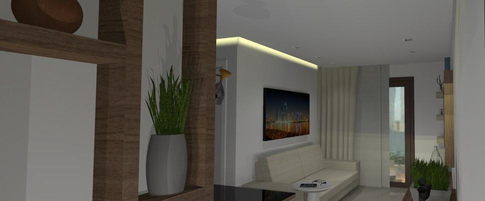 Sala - Apartamento Freguesia