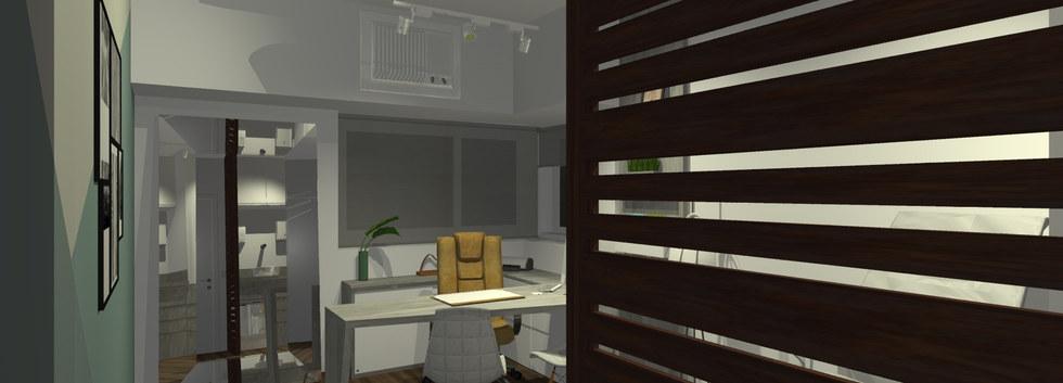 Sala de atendimento - Leblon