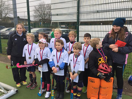 Annual Witney Hockey Club Junior Tournament - 29th September