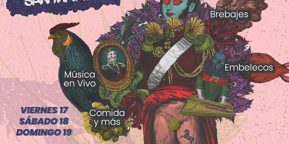 La Famosa Peña del San Martín , Jueves 16