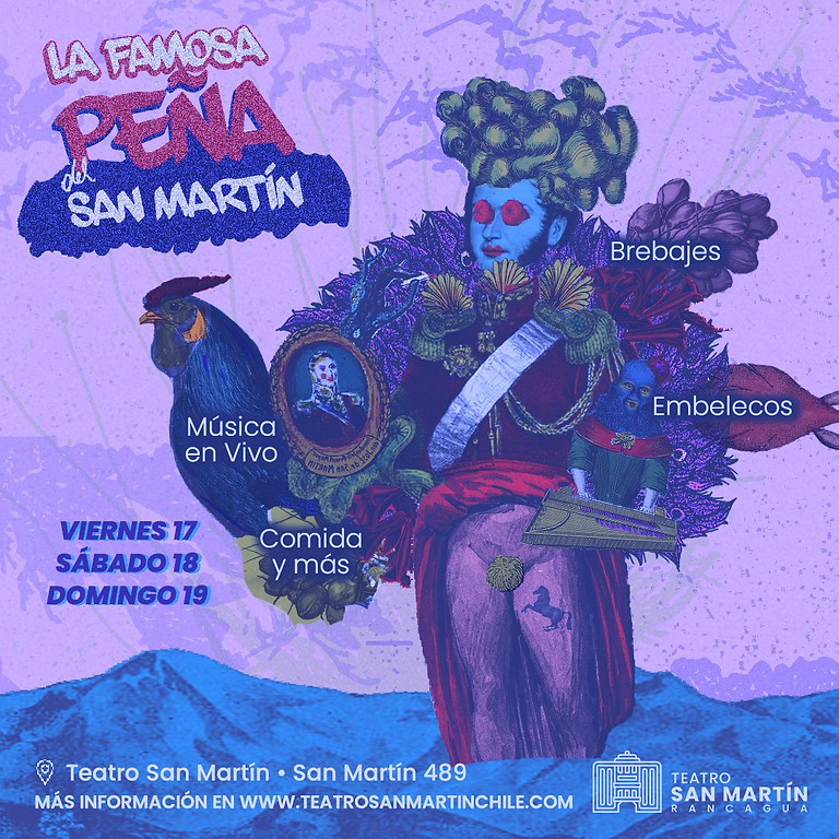 La Famosa Peña del San Martín , Viernes 17