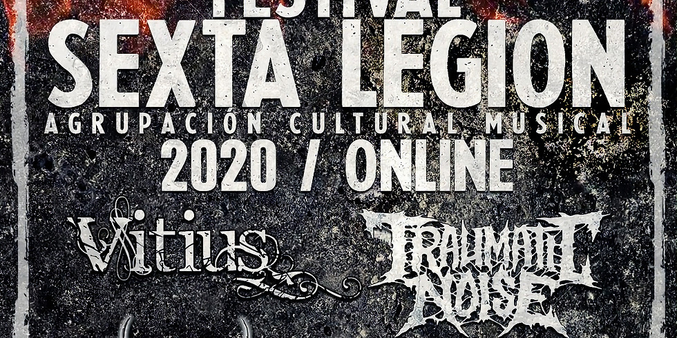 Festival Sexta Legión Vol 1