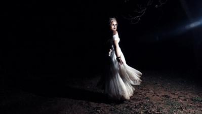 Dramatic Bride