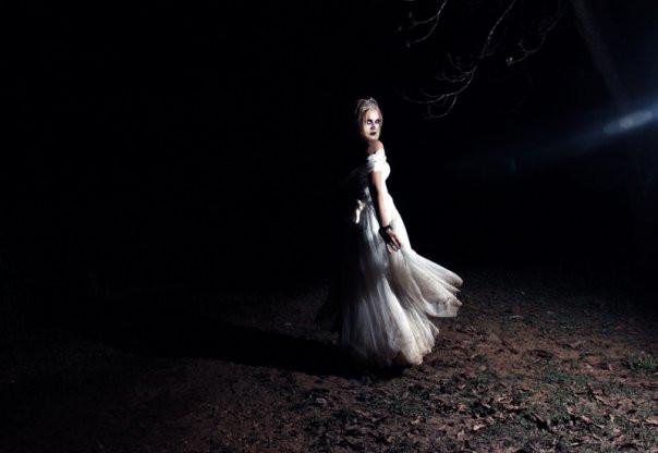 dramatický Bride
