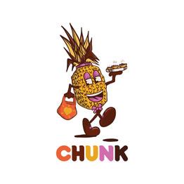 Branding for Chunk restaurant