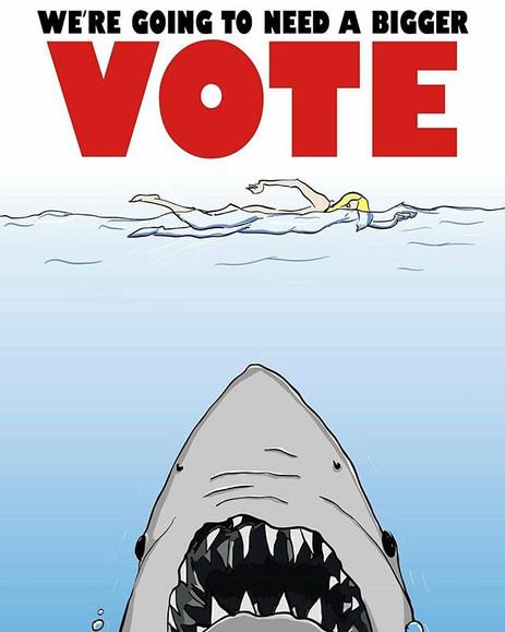 A bigger vote illustration
