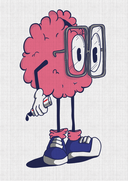 Brian illustration