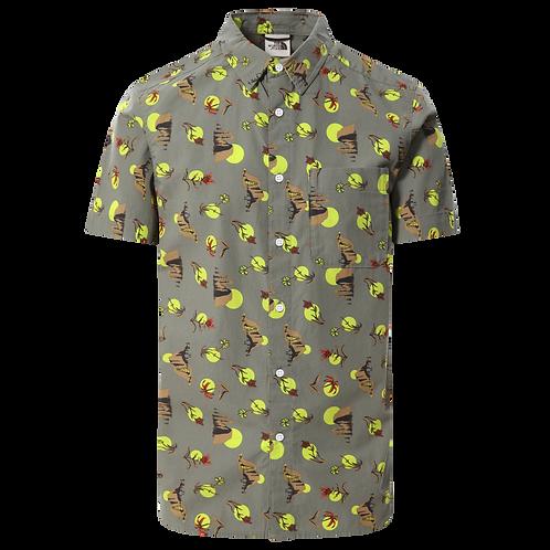 Men's Baytrail Pattern Short-Sleeve Shirt
