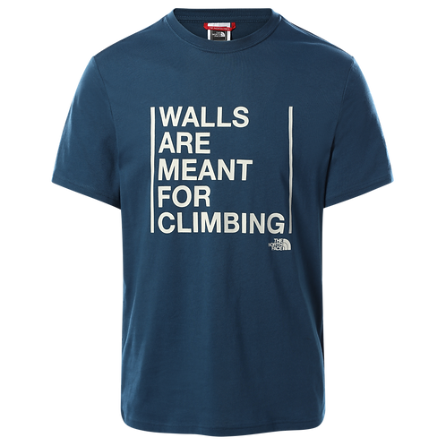 Men's Walls Are For Climbing T-Shirt