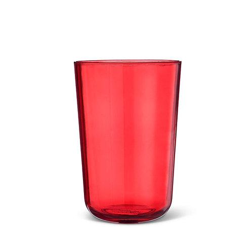 Drinking Glass 0.25 Barn Red Tritan