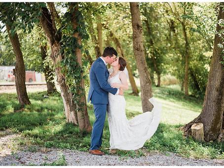Lauren and Brandon - Dream Wedding Giveaway - Lancaster, Ohio