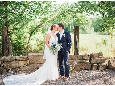 Lauren and Cody's Wedding - Little Brook Meadows - Lancaster, Ohio