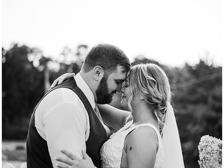 Sydney and Josh - The Mill Event Center