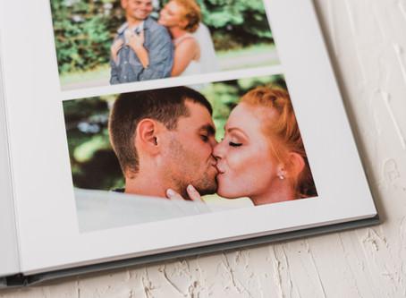 Designing your Wedding Album