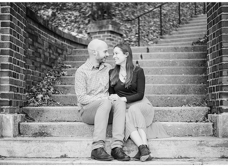 Amy and Lucas -  Denison University - Granville, Ohio