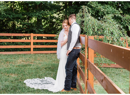 Emily and Deric - Old Blue Rooster - Lithopolis, Ohio