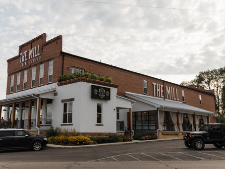The Mill Event Center - Lancaster, Ohio - Recommended Vendor