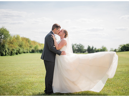 Shelby and Gannon's Wedding - Circleville, Ohio