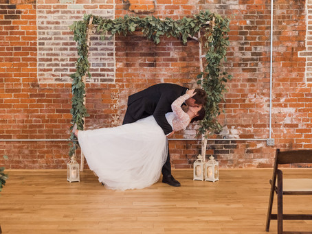 The Mill Event Center Wedding Styled Shoot