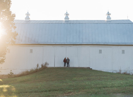 Alie and David - Engagement Session - Carroll, Ohio