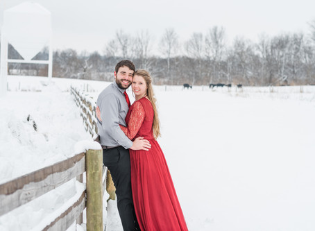 Six Tips for a Gorgeous Engagement Session